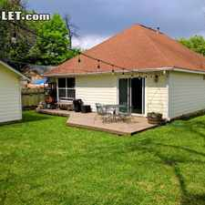 Rental info for $3000 3 bedroom House in Central Austin Other Central Austin in the Govalle area
