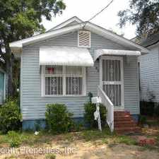 Rental info for 102 E Belmont St in the 32501 area