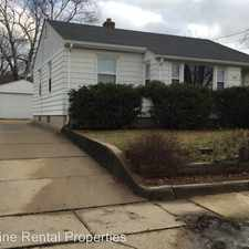Rental info for 922 18th St in the 61104 area