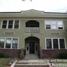 Rental info for 3441 Portland Ave So in the Minneapolis area
