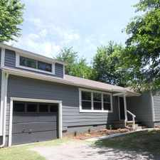 Rental info for 1134 N Maxwell Drive in the Fayetteville area