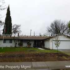 Rental info for 9117 Cecile Way in the Rosemont area