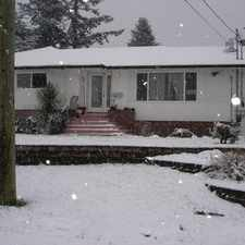 Rental info for newly renovated 2 bright large bedrooms garden suite near uvic