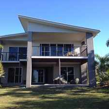 Rental info for EXECUTIVE FAMILY HOME in the Hervey Bay area