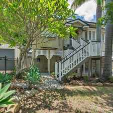 Rental info for Gorgeous Highset Queenslander