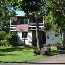 Rental info for GREAT SEA VIEWS, CLOSE TO THE BEACH 3 BEDROOM HOME + RUMPUS in the Yeppoon area