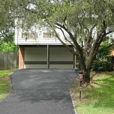 Rental info for HUGE backyard in a quiet street! in the Boronia Heights area