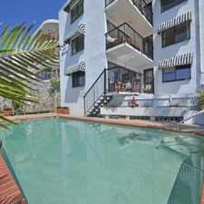 Rental info for Beach Side With Ocean Views Plus Pool in the Alexandra Headland area