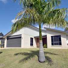 Rental info for :: PRESENTATION PLUS! TOP QUALITY FAMILY RESIDENCE ... LARGE YARD + SHED in the Gladstone area