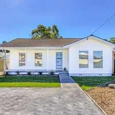 Rental info for Like a New Home! in the Central Coast area