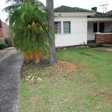 Rental info for Centrally located - great starter lease in the Gosford area