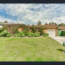 Rental info for Entertainers dream in the Mount Annan area