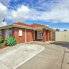 Rental info for Live Close To All Amenities in the Melbourne area