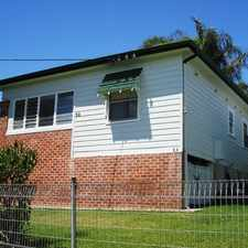 Rental info for PLENTY OF ROOM FROM OLDER STYLE HOME in the Newcastle area