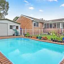 Rental info for Perfect Family Home in the Central Coast area