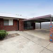 Rental info for Neat as a pin in Central! in the Wagga Wagga area