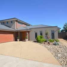 Rental info for CENTRAL LOCATION AND EXCELLENT DESIGN in the Echuca area