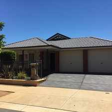 Rental info for Large 3 Bedroom Family Home LEASE PENDING in the Munno Para West area