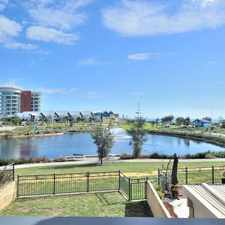Rental info for 2 WEEKS FREE RENT!! STUNNING UNIT IN SMALL COMPLEX OVERLOOKING THE WATER in the Perth area