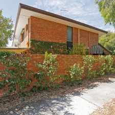 Rental info for Paradise in Subiaco! in the Perth area