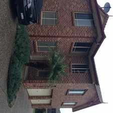 Rental info for WELL PRESENTED 3 BEDROOM TOWNHOUSE - SINGLE CAR GARAGE!