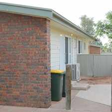 Rental info for Unit 2-36 Forster Street in the Port Augusta area