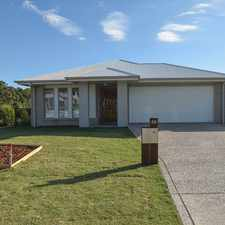 Rental info for Stunning 4 bedroom home in beautiful Parklakes in the Sunshine Coast area