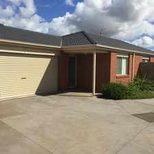 Rental info for POSITION, PRICE AND PRESENTATION! in the Warragul area