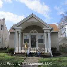 Rental info for 222 Bellemonte Street in the Middletown area