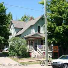 Rental info for 813 N 3rd Street in the Marquette area