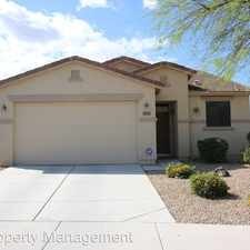 Rental info for 17721 W Desert Bloom St