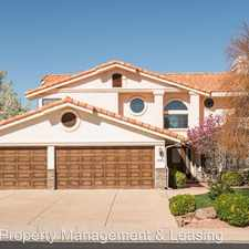 Rental info for 2092 Fairway Hills Drive in the St. George area