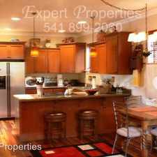 Rental info for 440 North 4th Street