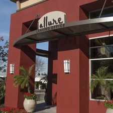 Rental info for Allure in the Anaheim area