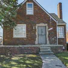 Rental info for 16101 Fenmore Street in the Cerveny area