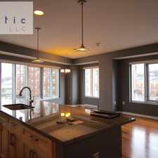 Rental info for 100 Exchange Street #407 in the Downtown area