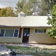 Rental info for 7602 E. 112th Terrace in the Ruskin Heights area