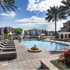 Rental info for The Rexford at Waterford Lakes