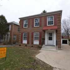 Rental info for Uniquely redone and character Filled Monroe Street Brownstone Two Bedroom - in the Madison area