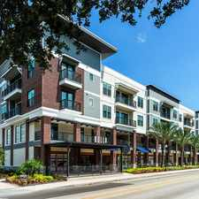 Rental info for The Morrison in the Tampa area