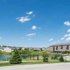 Rental info for Walnut Lake Apartments in the Urbandale area