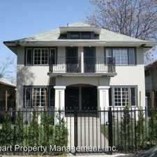 Rental info for 1273 West 37th Place in the Los Angeles area