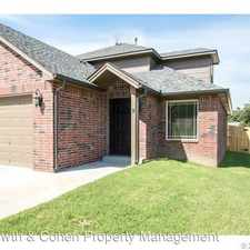 Rental info for 1 W 32nd Ct in the Sand Springs area