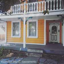 Rental info for 1525 24th St in the Sacramento area