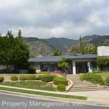 Rental info for 3685 Ranch Top Rd in the Pasadena area