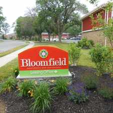 Rental info for Bloomfield in the Dayton area