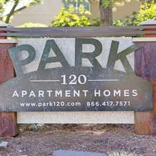 Rental info for Park 120 in the Everett area