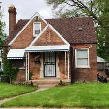 Rental info for 18419 Murray Hill St in the Greenfield area