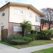 Rental info for 1637 E. 3rd St. #5 in the Long Beach area