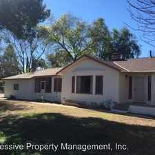 Rental info for 5441 Richfield Road in the Yorba Linda area